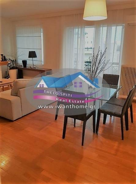 (For Rent) Residential Apartment || Athens South/Glyfada - 100 Sq.m, 3 Bedrooms, 1.200€