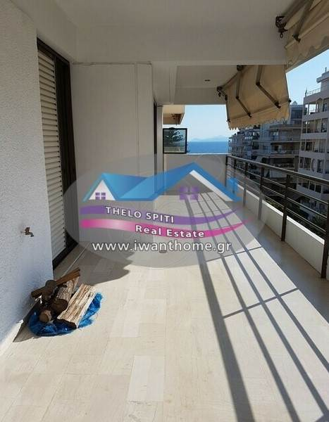 (For Rent) Residential Apartment || Athens South/Palaio Faliro - 130 Sq.m, 2 Bedrooms, 1.600€